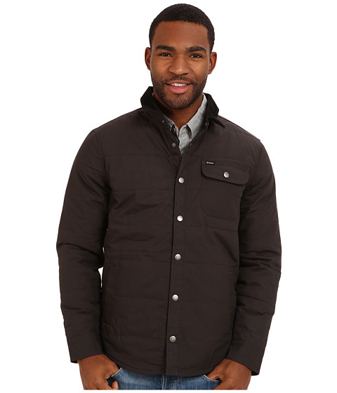 Brixton - Cass Jacket (Black/Black) Men