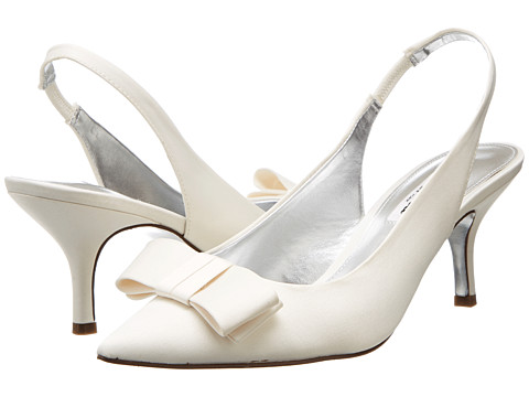 Nina - Beatrix (Ivory Satin) High Heels
