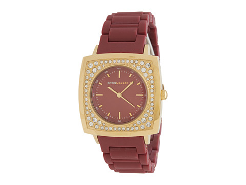 BCBGMAXAZRIA - Elite (Maroon/Maroon) Analog Watches
