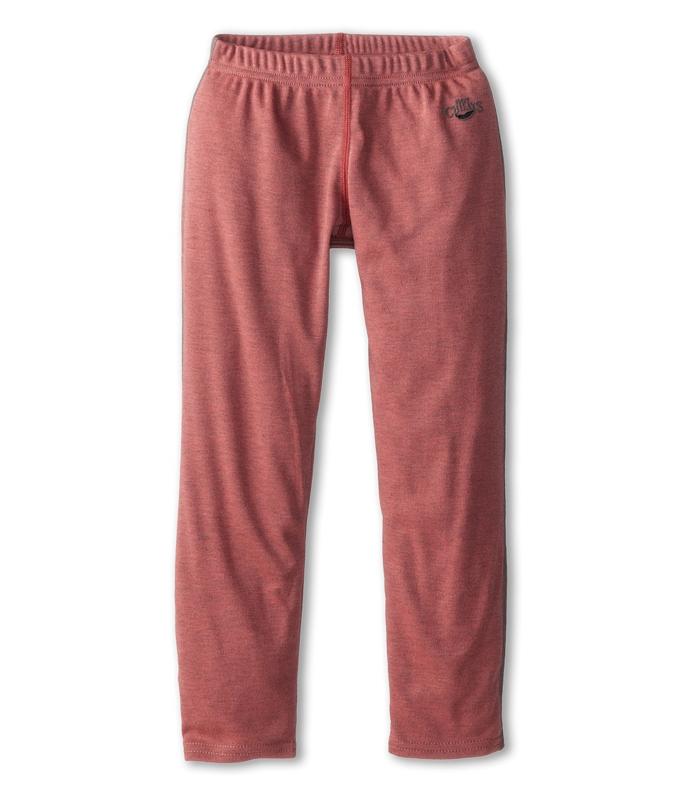 Hot Chillys Kids - Geo Bottom (Toddler/Little Kids/Big Kids) (Rose Heather) Girl's Casual Pants