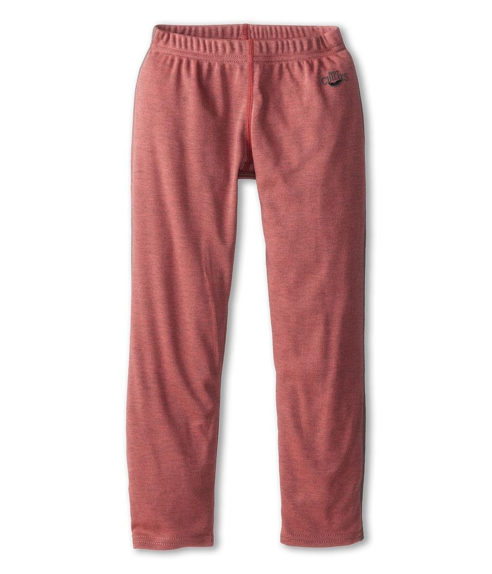 Hot Chillys Kids Geo Bottom (Toddler/Little Kids/Big Kids) (Rose Heather) Girl's Casual Pants