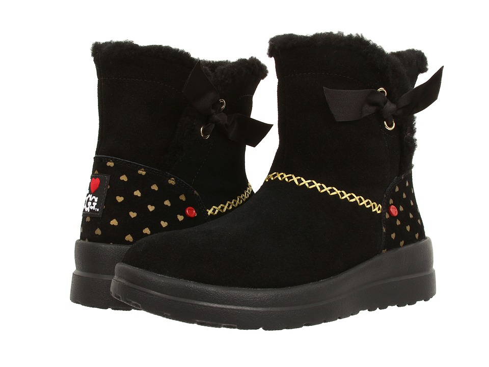 UGG - Knotty (Gold Hearts Suede) Women's Boots