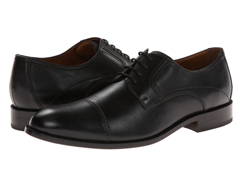 Bostonian Calhoun Limit (Black Leather) Men