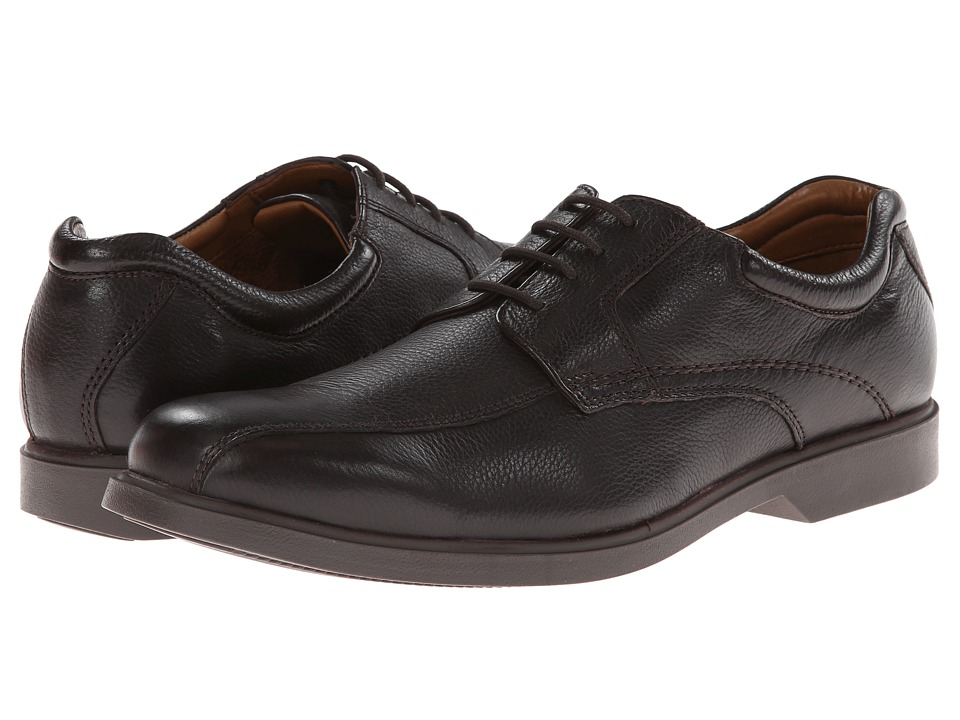 Bostonian - Caydon Limit (Brown Tumbled Leather) Men