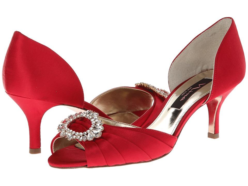 Nina - Crystah (Tango) High Heels