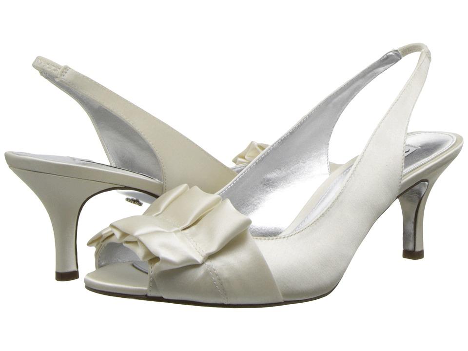 Nina Cyra (Ivory) High Heels