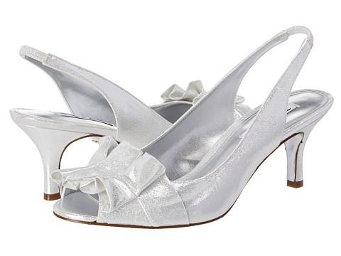 Nina - Cyra (Silver) High Heels