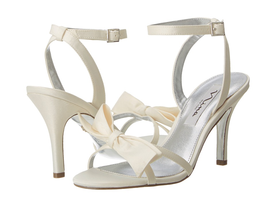 Nina - Vianna (Ivory) High Heels
