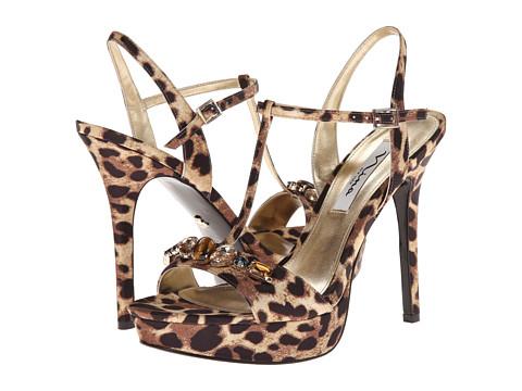 Nina - Jada (Natural Leopard) High Heels