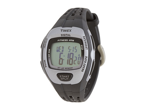 Timex Zone Trainer Watch (Silver Digital) Watches