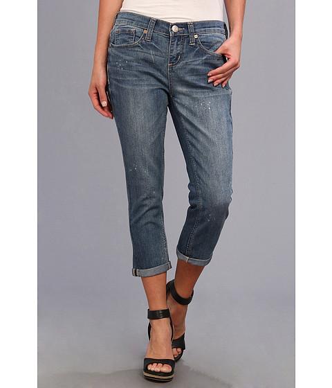 Seven7 Jeans 22 Easy Crop (Blume) Women's Jeans