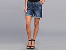 Seven7 Jeans - 5 Sexy Relaxed Short (Bright Eye) - Apparel