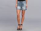 Seven7 Jeans - 5 Rolled Short (Cabo) - Apparel