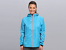 Reebok DT Rain Shell (Blue Bomb S14-R) Women's Coat