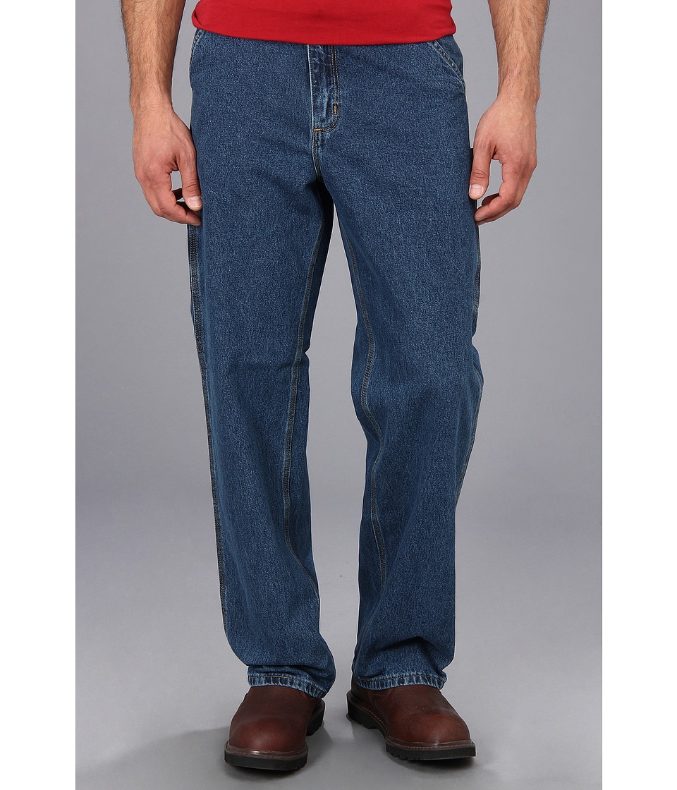 Carhartt - Original Fit Work Dungaree (Deepstone) Men's Jeans