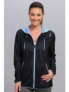 SALE! $21.99 - Save $18 on Reebok Wor Mesh Full Zip Top (Black) Apparel - 45.03% OFF $40.00