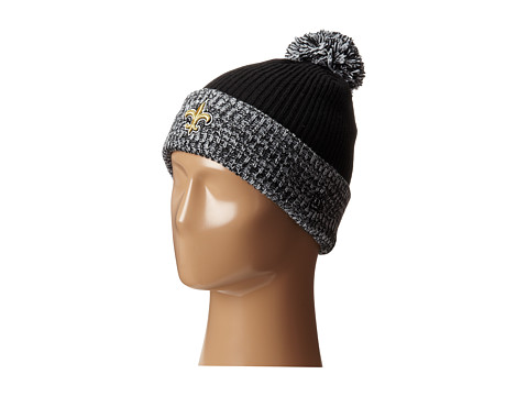 New Era - Flurry Frost - New Orleans Saints (Black) Beanies