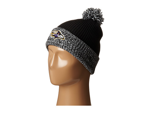 New Era - Flurry Frost - Baltimore Ravens (Black) Beanies