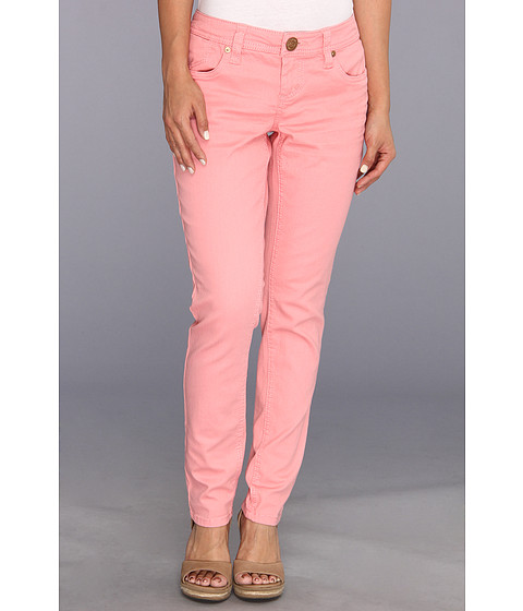 Seven7 Jeans - Petite Skinny in Light Coral (Light Coral) Women's Jeans