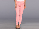 Seven7 Jeans - Petite Skinny in Light Coral (Light Coral) - Apparel