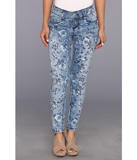 Seven7 Jeans - Petite Legging in Paris Bloom (Paris Bloom) Women's Jeans