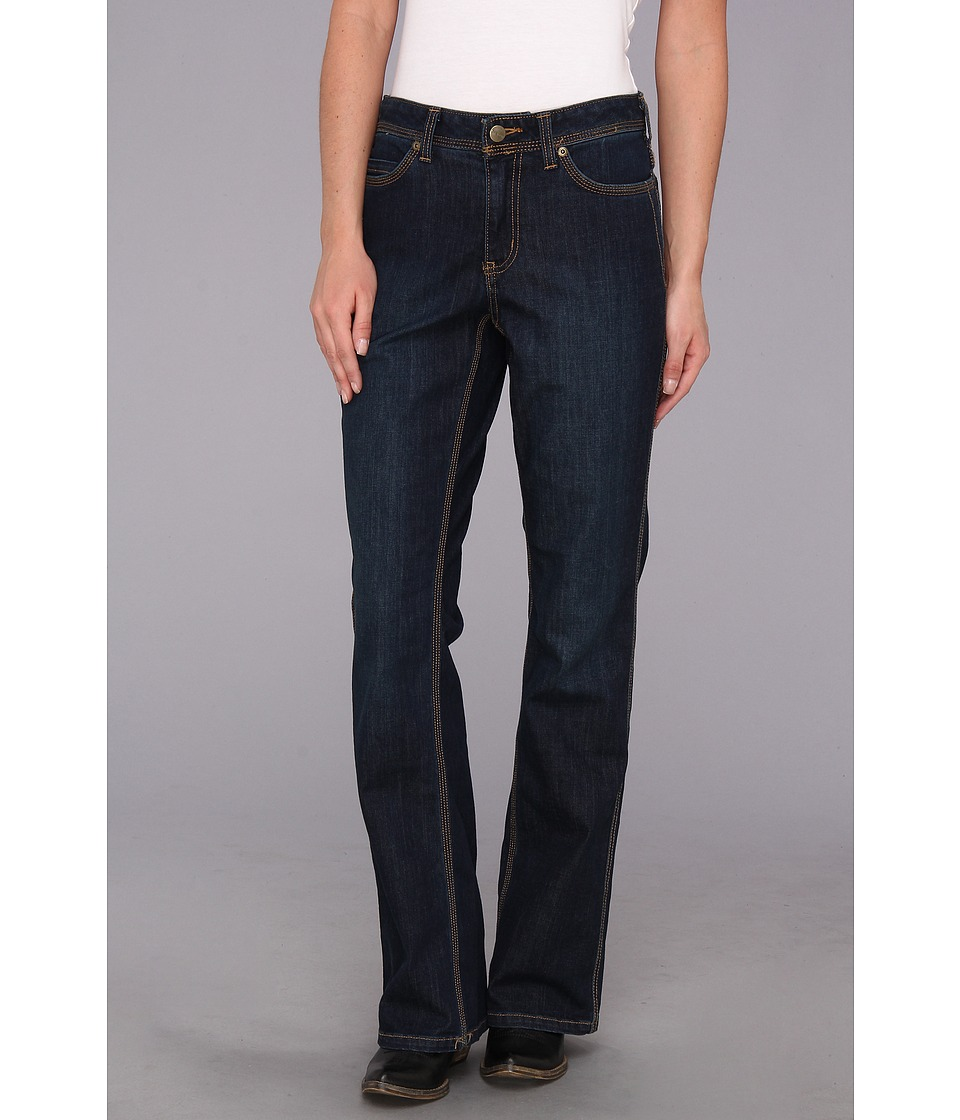 Carhartt - Original Fit Denim Jean (True Blue Indigo) Women