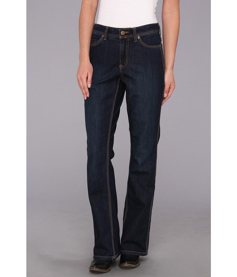 Carhartt - Original Fit Denim Jean (True Blue Indigo) Women's Jeans