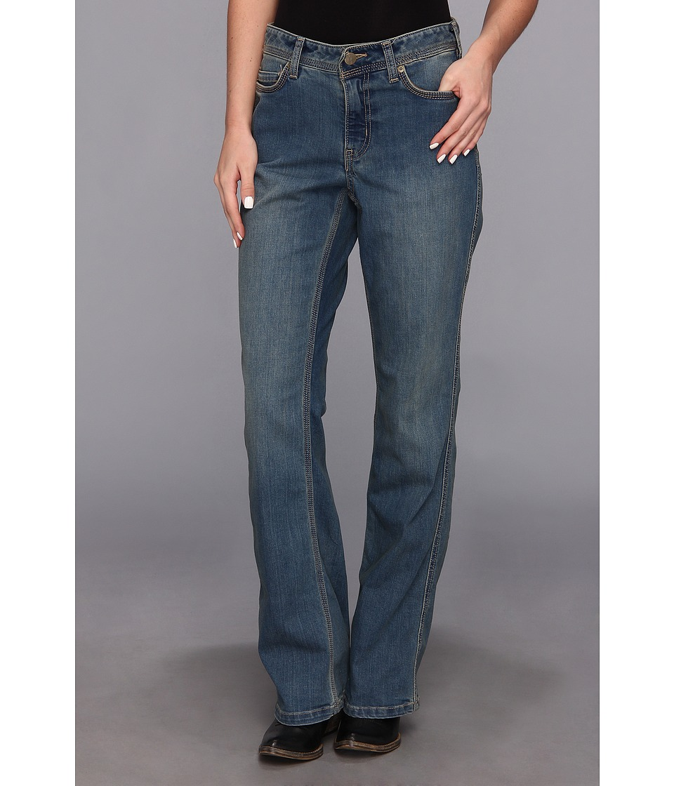 Carhartt - Original Fit Denim Jean (Washed Indigo) Women's Jeans