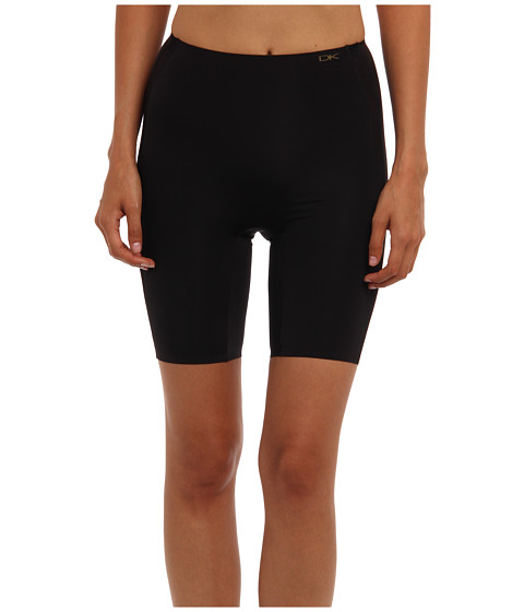 Donna Karan - Sensuous Body Thigh Slimmer (Black) Women's Underwear
