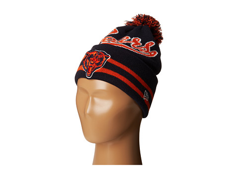 New Era - Retro Mark - Chicago Bears (Navy) Beanies