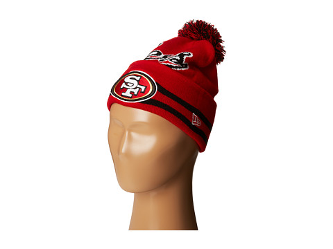 New Era - Retro Mark - San Francisco 49ers (Red) Beanies