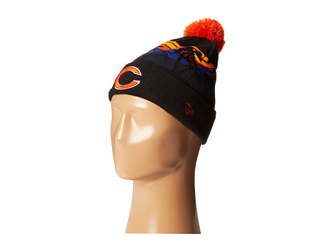 New Era - Winter Tide - Chicago Bears (Red) Beanies