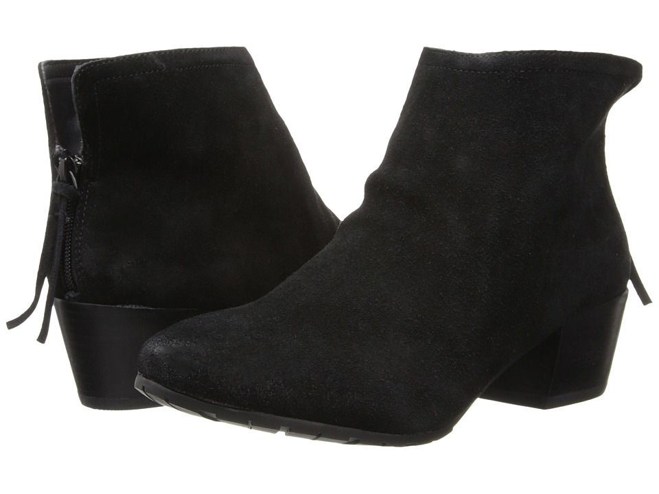 Kenneth Cole Reaction Pil Age (Black Suede) Women