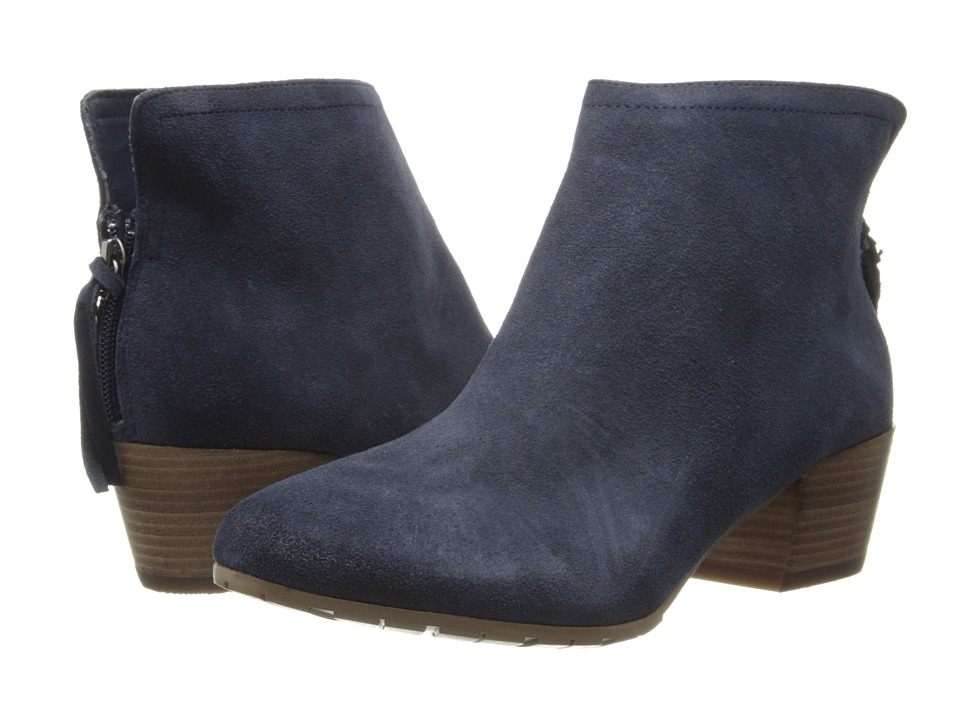 Kenneth Cole Reaction - Pil Age (Navy Suede) Women's Shoes