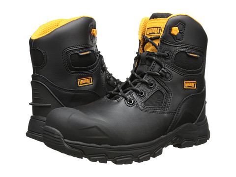 Magnum - Chicago 6.0 WP Composite Toe (Black) Men's Work Boots