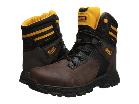 Magnum - Precision III 6.0 Composite Toe (Coffee) Men's Work Boots