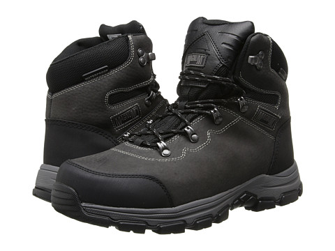 Magnum - Austin 6.0 ST (Black) Men's Work Boots