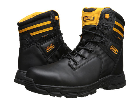 Magnum - Precision III 6.0 Composite Toe (Black) Men's Work Boots