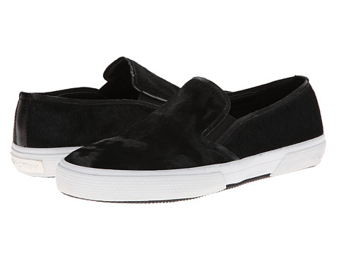 Kenneth Cole Reaction - Salt N Pep (Black PN) Women's Slip on Shoes