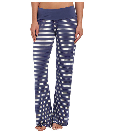 Splendid - Fold-Over Pant (Twin Stripe) Women's Pajama