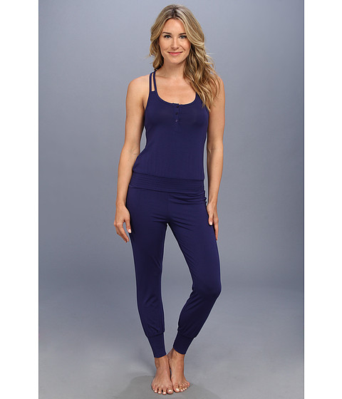 Splendid - Genie Romper (Splendid Navy) Women's Jumpsuit & Rompers One Piece