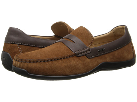 Geox - U Xence Mox 8 (Taupe/Coffee) Men