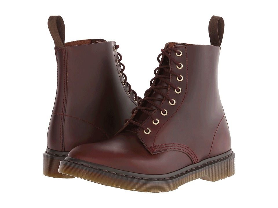 Dr. Martens - Pascal 8-Eye Boot (Charro Brando) Men