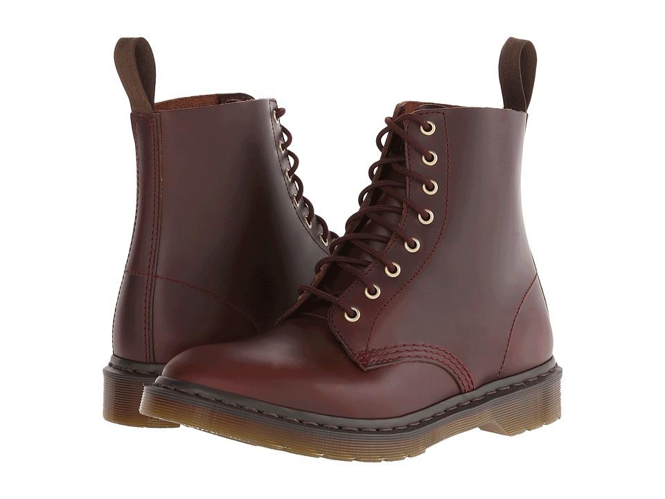 Dr. Martens - Pascal 8-Eye Boot (Charro Brando) Men