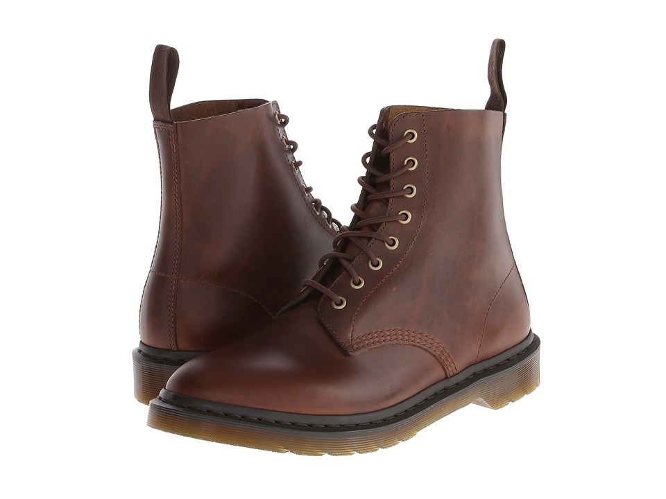 Dr. Martens - Pascal 8-Eye Boot (Smokethorn Brando) Men