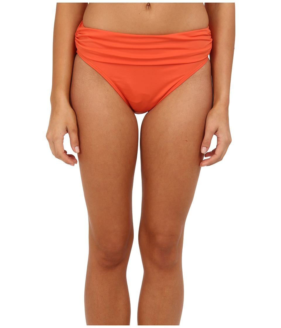 Tommy Bahama - Pearl Solids High Waist Sash Pant (Ginger) Women's Swimwear