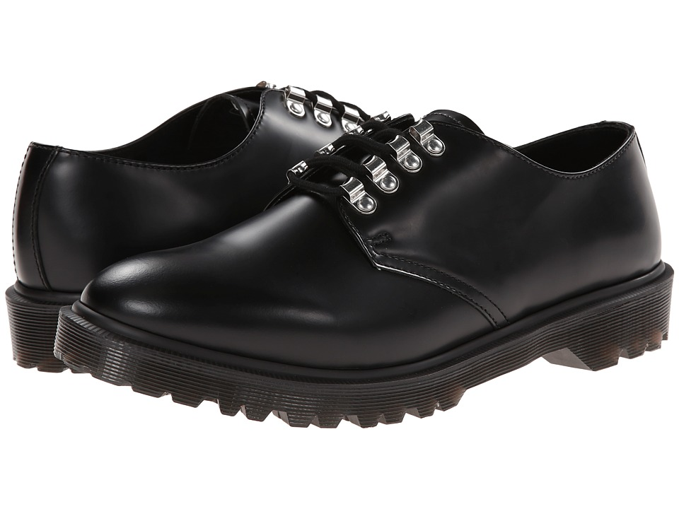 Dr. Martens - Kristinn Lace Shoe Hardwear (Black Smooth) Lace up casual Shoes