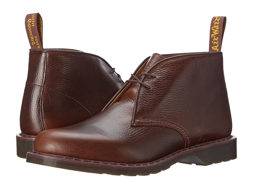 Dr. Martens Sawyer Desert Boot (Dark Brown New Nova) Men