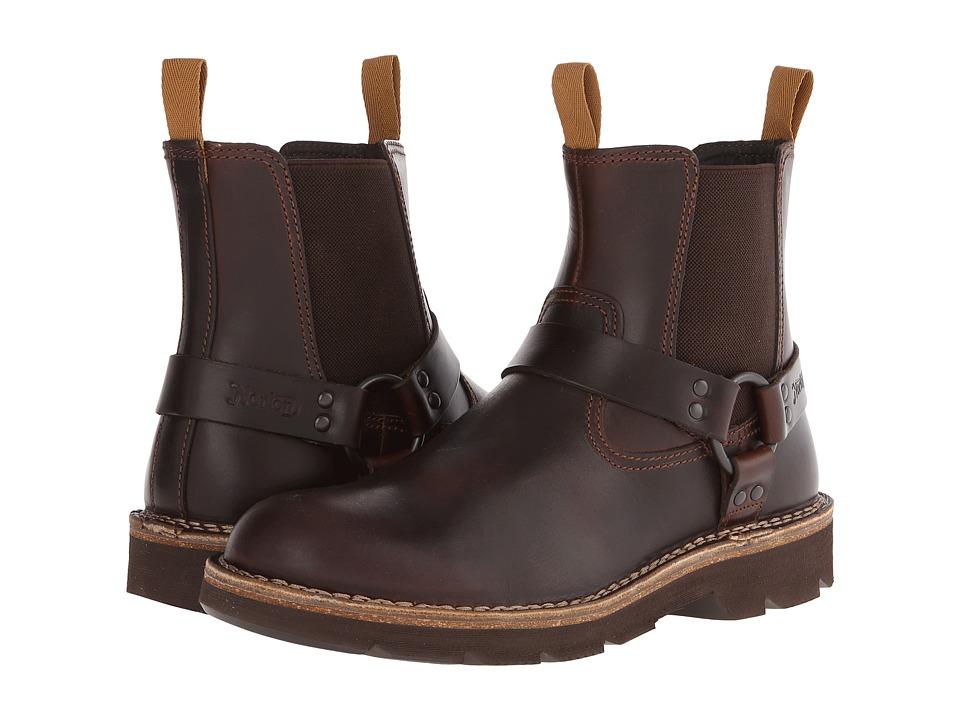 Clarks - Mellor Top (Dark Brown Leather) Men