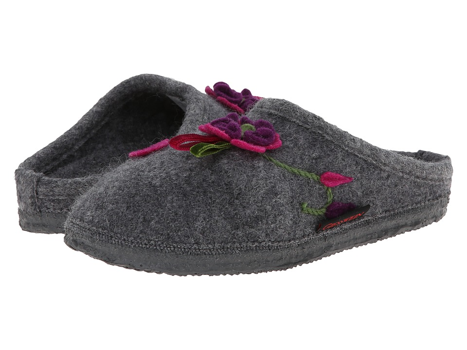 Giesswein - Andrea (Schiefer) Women's Slippers